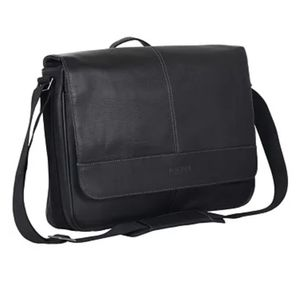 Kenneth Cole Genuine Colombian Leather Messenger